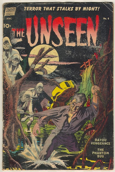 The Unseen N°6