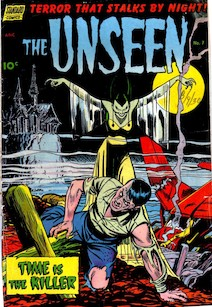 The Unseen N°7 | Comics, Collectif