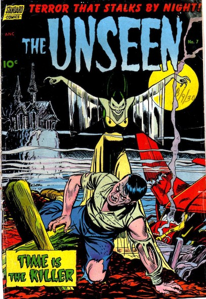 The Unseen N°7