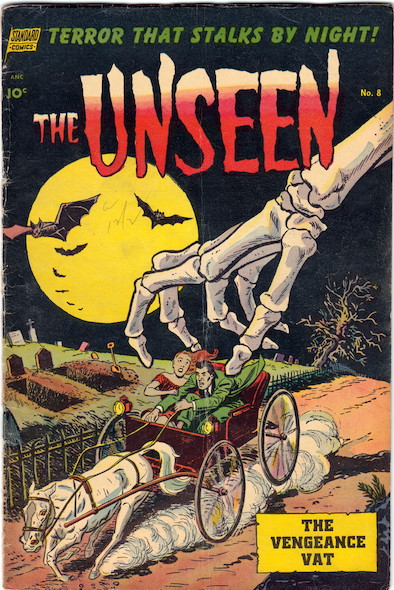 The Unseen N°8
