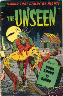The Unseen N°9 | Comics, Collectif