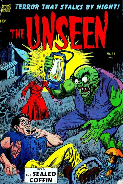 The Unseen N°11
