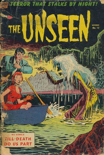 The Unseen N°12