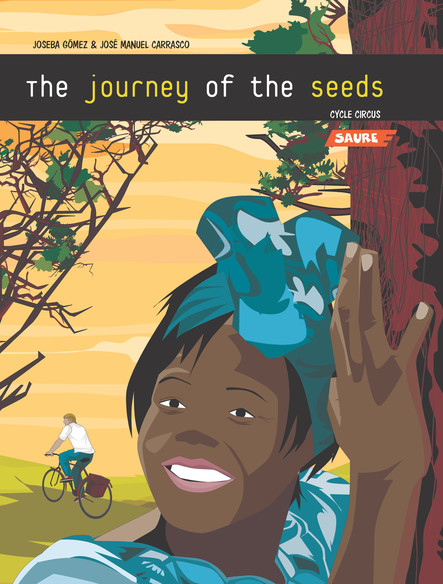 The journey of the seeds