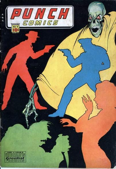 Punch Comics N°11