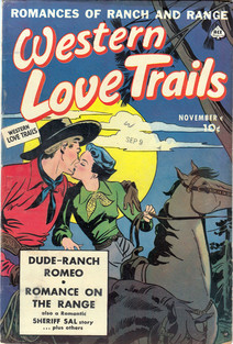 Western Love Trail 7 | Comics, Collectif