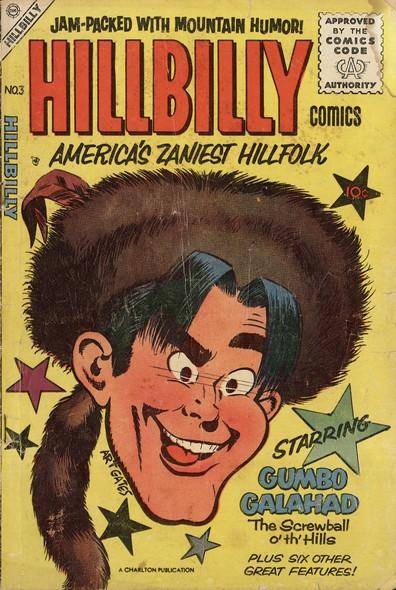 Hillbilly comics 3
