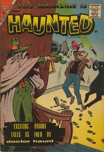 This Magazine is Haunted N°15