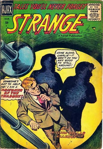 Strange N°1
