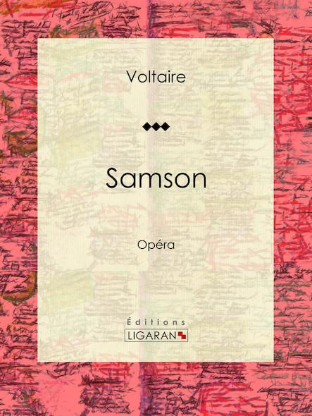 Samson, Opéra