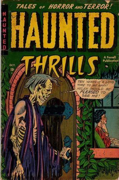 Haunted Thrill N°1