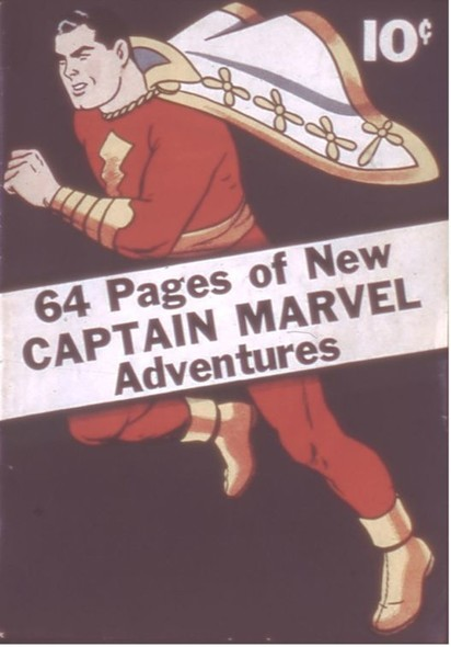 Captain Marvel N°1