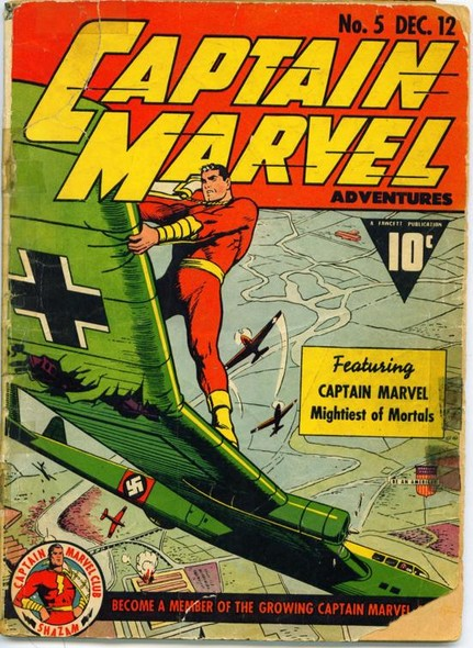 Captain Marvel N°5