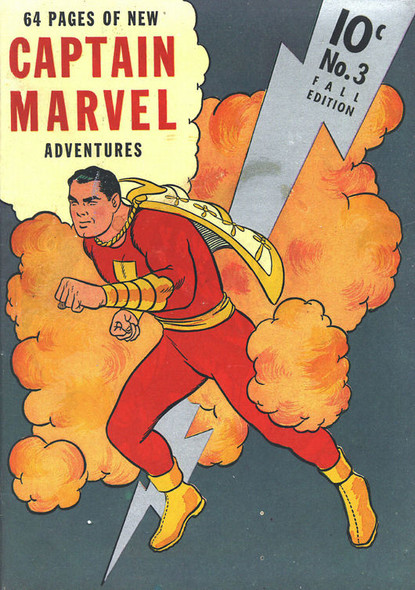 Captain Marvel N°3