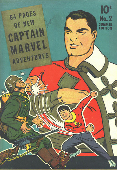 Captain Marvel N°2