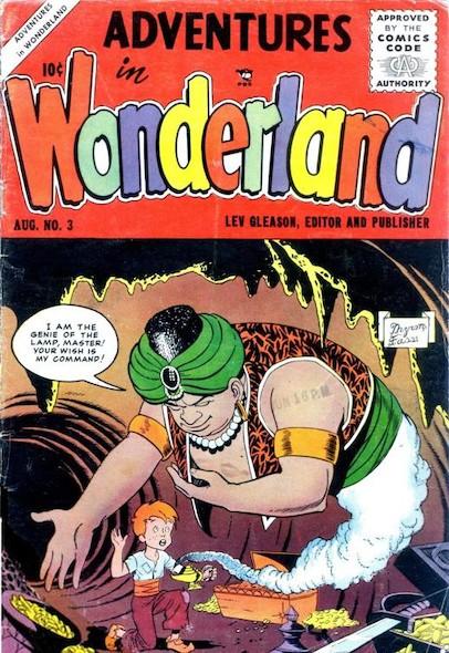 Adventures in Wonderland N°3