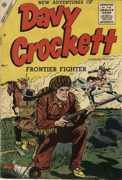 Davy Crockett N°1