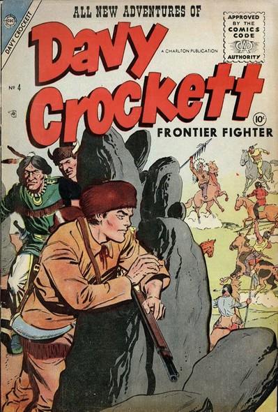 Davy Crockett N°4