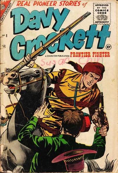 Davy Crockett N°8