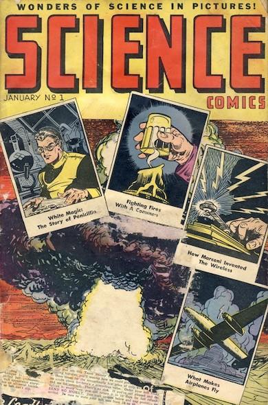 Science Comics 1