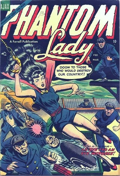 Phantom Lady N°2