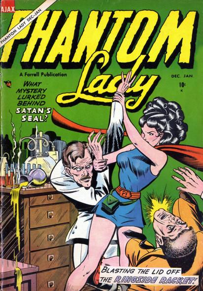 Phantom Lady N°1