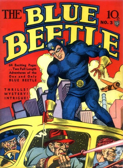 Blue Beetle N°3