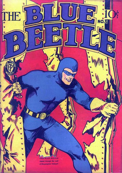 Blue Beetle N°5