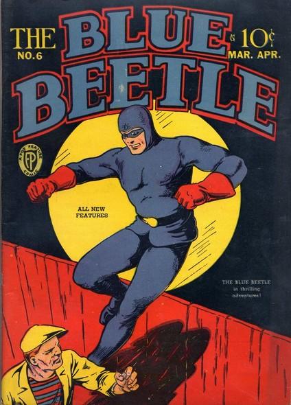 Blue Beetle N°6