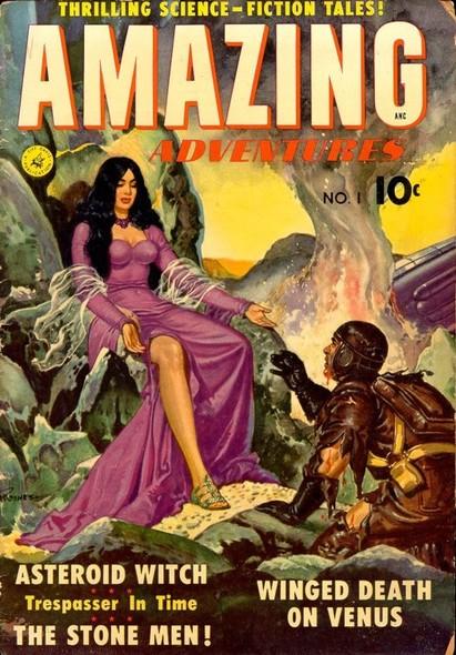 Amazing Adventures N°1
