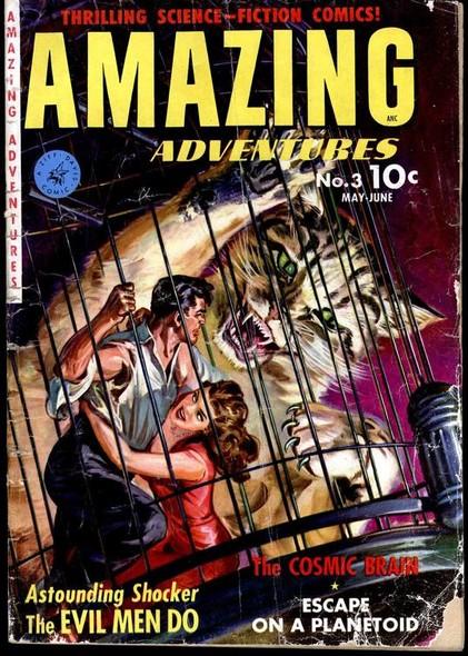 Amazing Adventures N°3