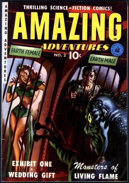 Amazing Adventures N°2