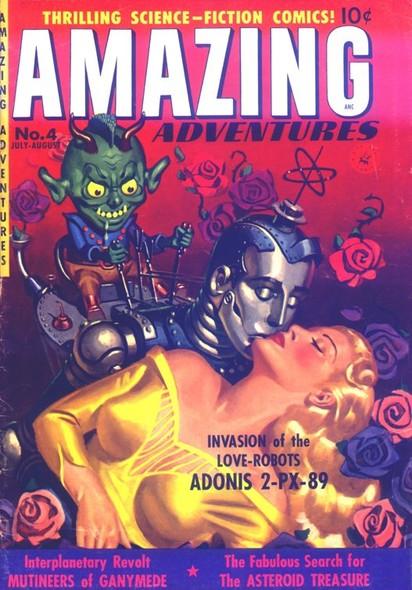 Amazing Adventures N°4