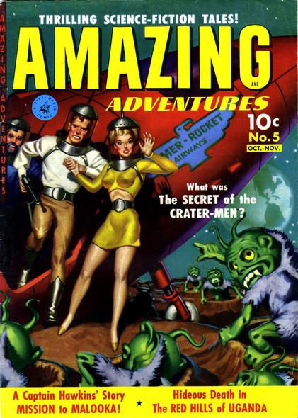 Amazing Adventures N°5