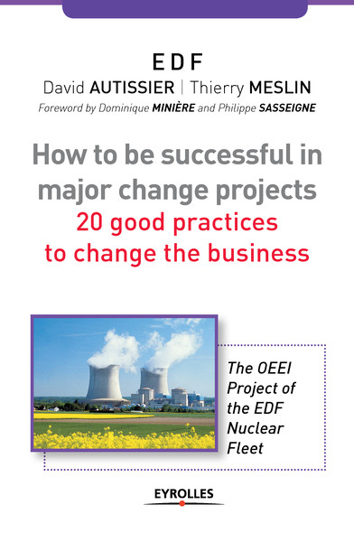 How to be successful in a major change projects : 20 goods practices to change the business