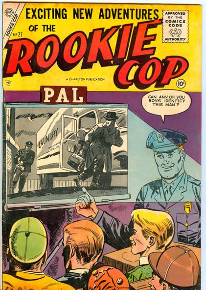 Rookie Cop N°27