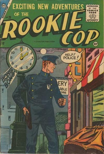 Rookie Cop N°28