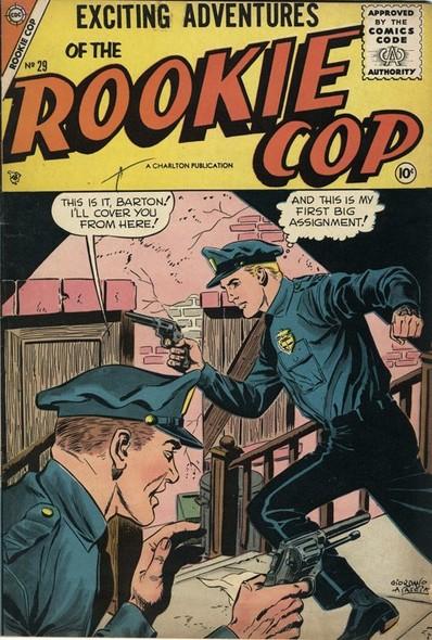 Rookie Cop N°29