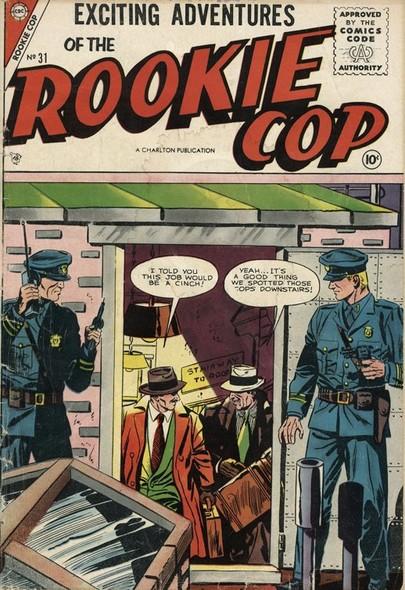 Rookie Cop N°31