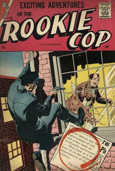 Rookie Cop N°32