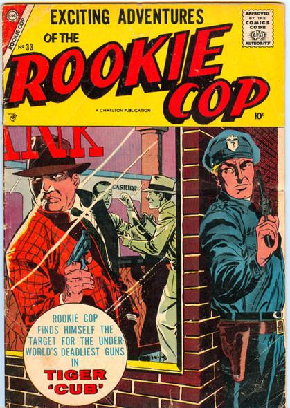Rookie Cop N°33