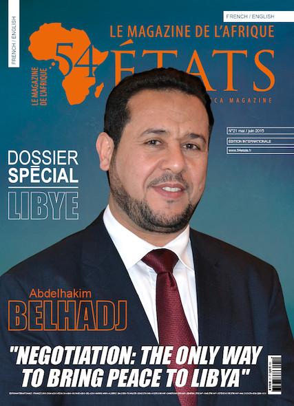 54 ÉTATS, le magazine de l'Afrique n°21