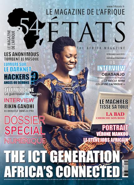 54 ÉTATS, le magazine de l'Afrique n°20