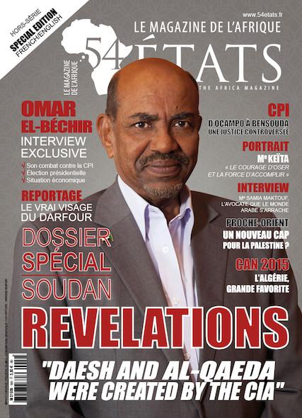 54 ÉTATS, le magazine de l'Afrique n°19 HS