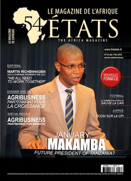 54 ÉTATS, le magazine de l'Afrique n°18