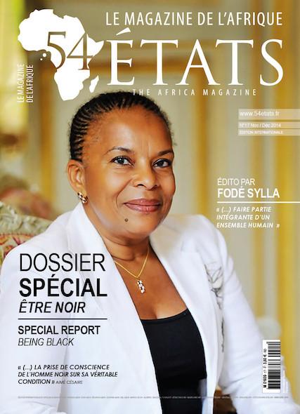 54 ÉTATS, le magazine de l'Afrique n°17