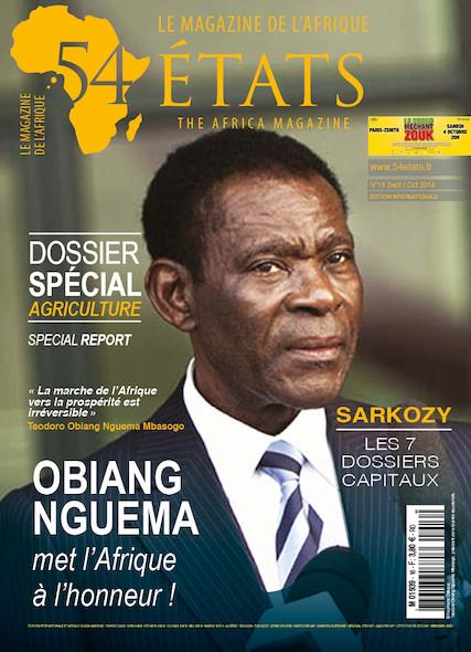 54 ÉTATS, le magazine de l'Afrique n°16