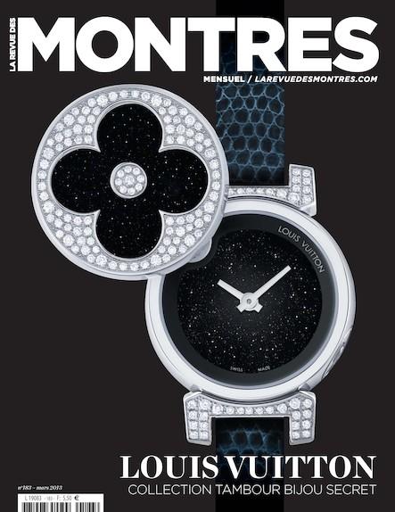 Revue des montres N°183 - Mars 2013