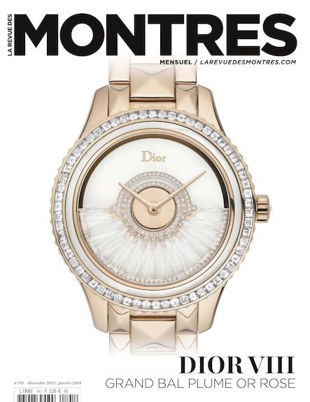Revue des montres N°191 - Décembre 2013 / Janvier 2014