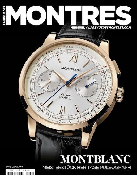 Revue des montres N°192 - Février 2014